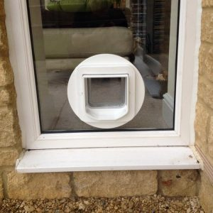 Best cat flap fitters in Oxfordshire