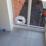 Cost of cat flap fitting in Marsh Gibbon
