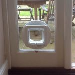 How to install a cat flap Marsh Gibbon