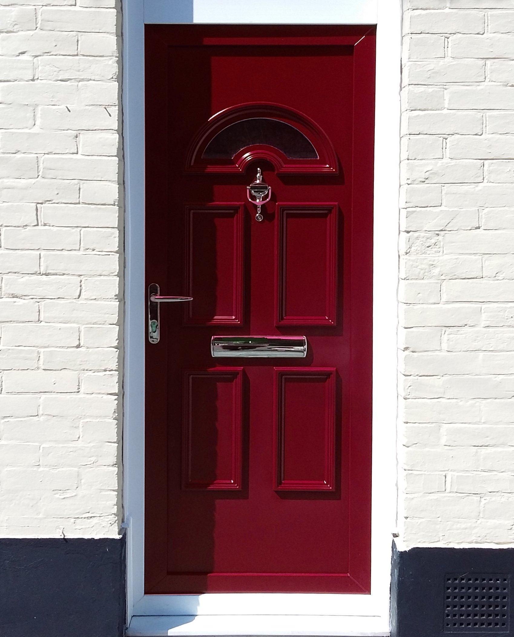 UPVC Doors Fitted in Oxford & uPVC u0026 Composite Door Installers Oxford - Cu0026J Glass u0026 Glazing