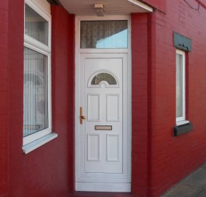 uPVC Front Doors Installed in Long Crednon